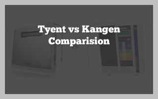 Tyent vs Kangen comparision